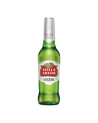 Stella Artois Legere Bottles 330mL case of 24 International Beer Lager