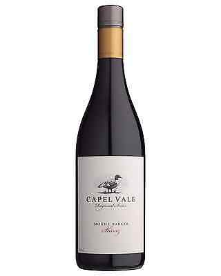 Capel Vale Shiraz bottle Dry Red Wine 750mL Great Southern