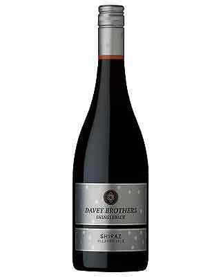 Shingleback Davey Brothers Shiraz bottle Dry Red Wine 750mL McLaren Vale