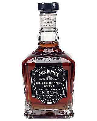 Jack Daniel's Single Barrel Select Tennessee Whiskey 700mL bottle