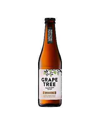 Brown Brothers Grape Tree Original 330mL case of 24 Cider