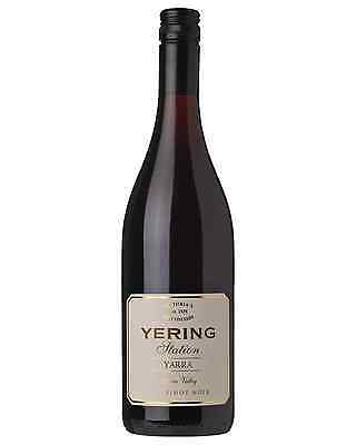 Yering Station Yarra Pinot Noir case of 6 Dry Red Wine 750mL Yarra Valley