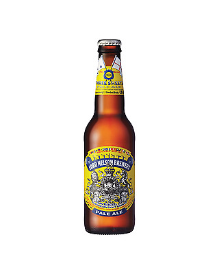 Lord Nelson Three Sheets Pale Ale 330mL case of 24 Craft Beer
