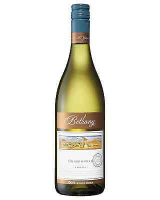 Bethany Chardonnay case of 6 Dry White Wine 750mL Barossa Valley
