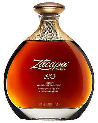 Ron Zacapa Centenario XO Rum 700mL case of 6 Dark Rum