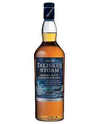 Talisker Storm Scotch Whisky 700mL case of 6 Single Malt