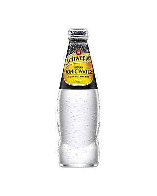 Schweppes Tonic Water 300mL case of 24 Soft Drinks 4 x 300mL