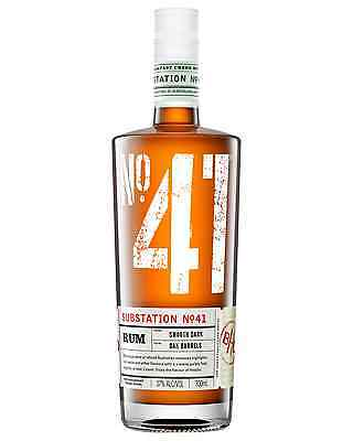 Substation No.41 Rum 700mL case of 6