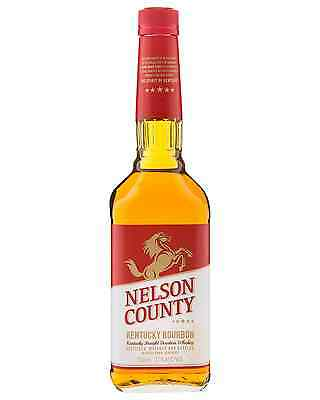 Nelson County Kentucky Bourbon 700mL case of 12 American Whiskey