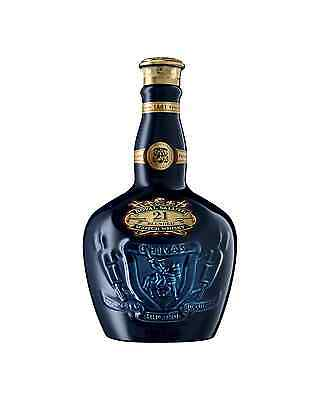 Royal Salute 21 Year Old Scotch Whisky 50mL bottle Blended Whisky