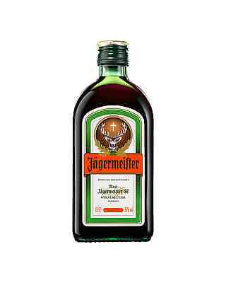 Jagermeister Liqueur 350mL Jägermeister case of 6 Herbal Liqueurs