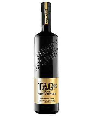 TAG No.5 Sweet Honey Ginger Vodka 700mL bottle