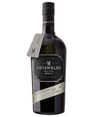 Cotswolds Dry Gin 700mL bottle