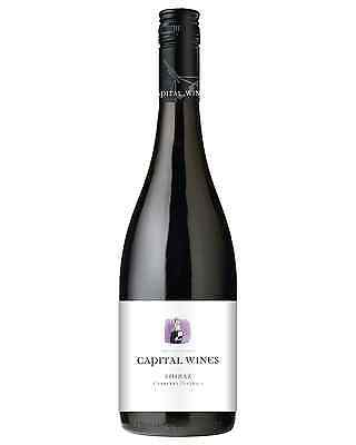 Capital Wines The Frontbencher Shiraz case of 12 Dry Red Wine 750mL