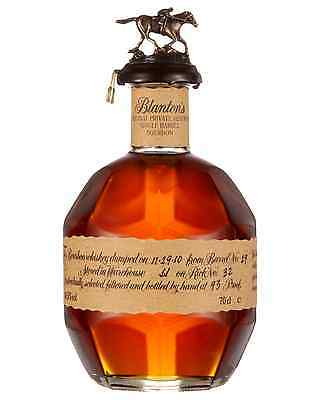Blanton's Original Private Reserve Single Barrel Bourbon 700mL case of 6