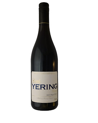 Yering Station Little Yering Pinot Noir bottle Dry Red Wine 750mL Yarra Valley