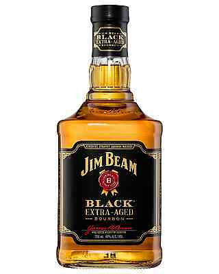 Jim Beam Black Extra-Aged Bourbon 700mL bottle American Whiskey