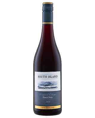 South Island Pinot Noir case of 6 Dry Red Wine 750mL Central Otago
