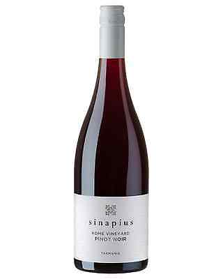 Sinapius Home Vineyard Pinot Noir case of 12 Dry Red Wine 750mL