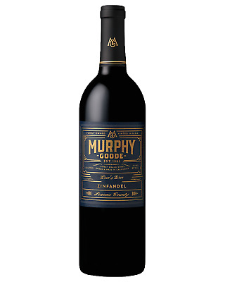 Murphy-Goode Liar's Dice Zinfandel case of 6 Dry Red Wine 750mL
