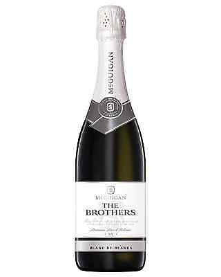 McGuigan The Brothers Blanc de Blanc case of 6 Chardonnay Sparkling White Wine