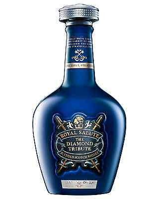 Royal Salute Diamond Tribute Scotch Whisky 700mL bottle Blended Whisky