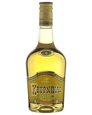 Krupnikas Honey Liqueur 500mL bottle Honey Liqueurs