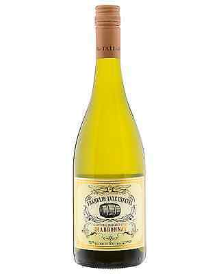 Franklin Tate Estates Traditional Chardonnay case of 6 Dry White Wine 750mL