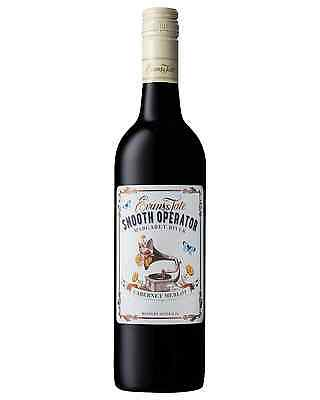 Evans & Tate Smooth Operator Cabernet Merlot case of 6 Dry Red Wine 750mL