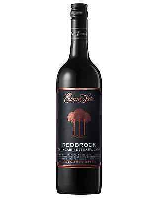 Evans & Tate Redbrook Cabernet Sauvignon 2011 case of 6 Dry Red Wine 750mL
