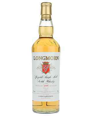 Gordon & Macphail Longmorn 1999 Scotch Whisky 700mL bottle Single Malt Speyside