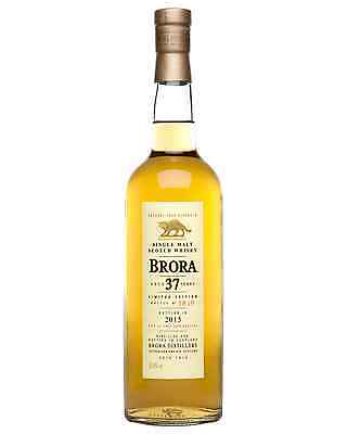 Brora 37 Year Old Scotch Whisky 700mL bottle Single Malt