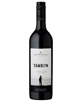 Bremerton Tamblyn Cabernet Shiraz Merlot Malbec case of 12 Dry Red Wine 750mL