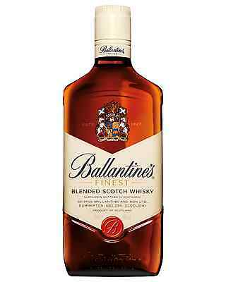 Ballantine's Scotch Whisky 700mL case of 6 Blended Whisky