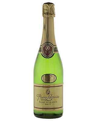 Pierre Larousse Blanc De Blanc case of 6 Chardonnay Sparkling White Wine 750mL