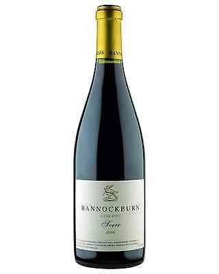 Bannockburn Serre Pinot Noir case of 6 Dry Red Wine 750mL Geelong
