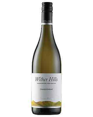 Wither Hills Chardonnay case of 6 Dry White Wine 750mL Marlborough