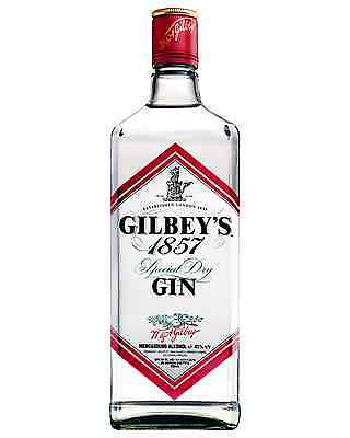 Gilbey's Gin 700mL Gilbey's bottle