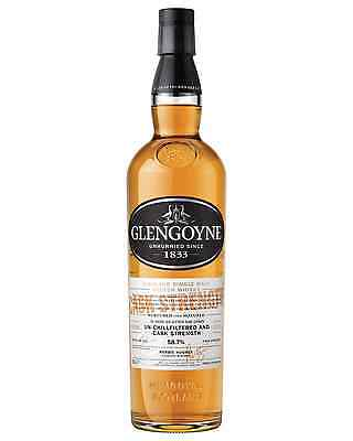 Glengoyne Cask Strength Scotch Whisky 700mL bottle Single Malt Highland