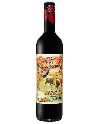 Lovers Not Toreadors Tempranillo bottle Dry Red Wine 750mL