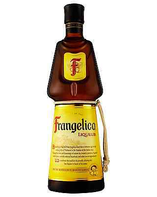 Frangelico Hazelnut Liqueur 700mL bottle Nut-Flavored Liqueurs