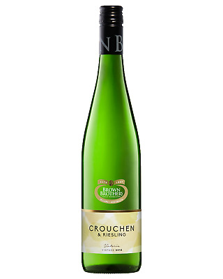 Brown Brothers Crouchen Riesling case of 6 Sweet White Wine 2015* 750mL