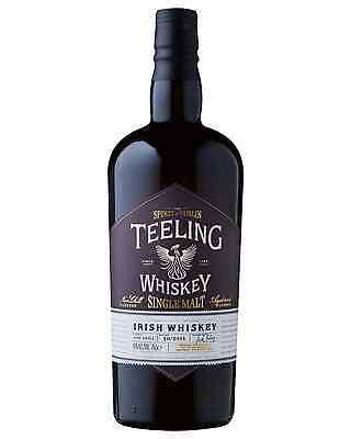 Teeling Single Malt Irish Whiskey 700mL case of 6