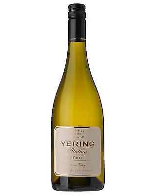 Yering Station Yarra Chardonnay bottle Dry White Wine 750mL Yarra Valley
