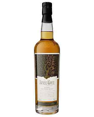 Compass Box Whisky Co The Spice Tree Blended Malt Scotch Whisky 700mL bottle