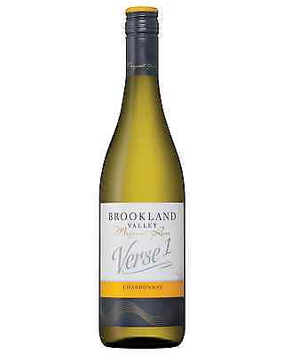 Brookland Valley Estate Verse 1 Chardonnay bottle Dry White Wine 750mL