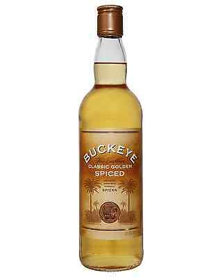 Buckeye Classic Golden Spiced Rum 700mL bottle