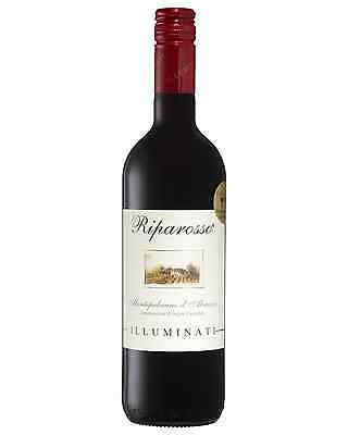 Illuminati Riparosso Montepulciano d'Abruzzo case of 6 Dry Red Wine 750mL