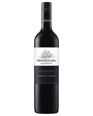Brand's Laira Blockers Cabernet Sauvignon bottle Dry Red Wine 750mL Coonawarra