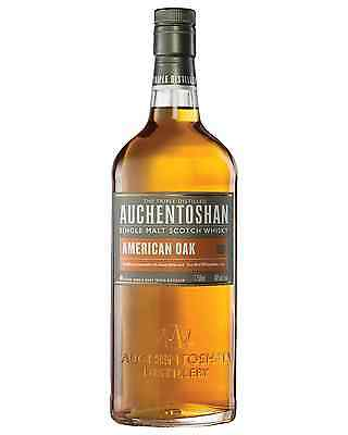 Auchentoshan American Oak Scotch Whisky 700mL case of 6 Single Malt